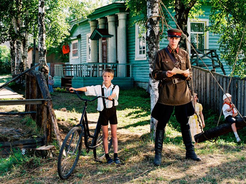 кадр из фильма: Лейтенант Суворов (2009)